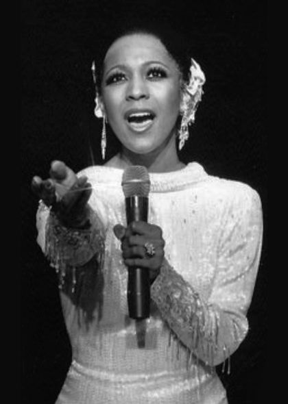 Singing as character Deena Jones, whom Hayes portrayed on six separate Company tours