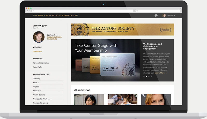 Donation Overview - The American Academy of Dramatic Arts