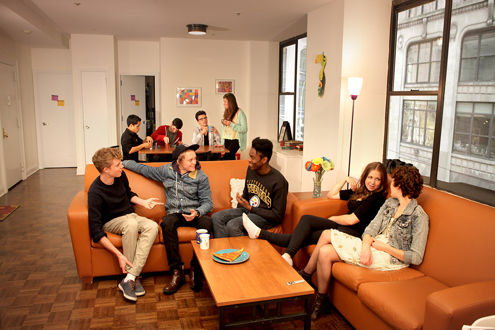 New York Student Housing | The American Academy of Dramatic Arts